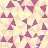 Abstract Colorful Triangle Vector Background Stock Photo