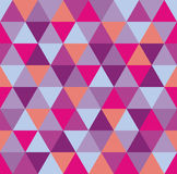 Abstract Colorful Triangle Vector Background Royalty Free Stock Photos