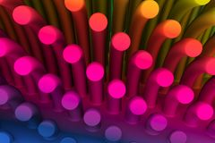 Abstract colorful Royalty Free Stock Photo