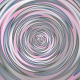 Abstract colorful  twisted texture in blue, pink, green, white. Spectrum Royalty Free Stock Photo