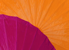 Abstract colorful umbrella background Royalty Free Stock Image