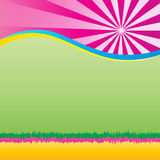 Abstract Colorful Vector Background Stock Photography