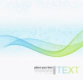 Abstract colorful vector background Royalty Free Stock Image
