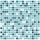 Abstract colorful vector background of squares Royalty Free Stock Photo