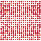 Abstract colorful vector background of squares Royalty Free Stock Photography