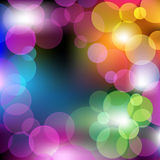 Abstract Colorful Vector Background. Vector Royalty Free Stock Photo