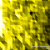 Abstract colorful vector background. Yellow. white. black color Stock Photography
