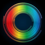 Abstract Colorful Vector Design Royalty Free Stock Photography