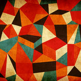 Abstract colorful vintage background Royalty Free Stock Image