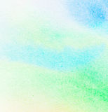 Abstract colorful watercolor background Stock Photography