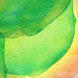 Abstract colorful watercolor background. Abstract bright colorful watercolor background Royalty Free Stock Photos
