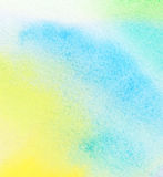 Abstract colorful watercolor painted background. Abstract light colorful watercolor painted background Royalty Free Stock Photo