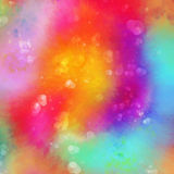 Abstract Colorful Watercolor Vector Background Royalty Free Stock Photo