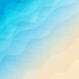 Abstract colorful wave background Stock Photography