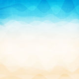 Abstract colorful wave background Royalty Free Stock Images