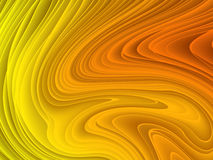 Abstract colorful wave pattern Stock Photography