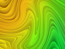 Abstract colorful wave pattern Royalty Free Stock Photography