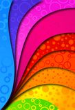 Abstract colorfull background for design. Vector Stock Photography