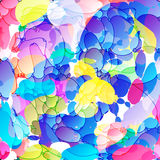 Abstract colorfull background. Stock Photo