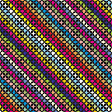 Abstract colorfull pattern. With floral lines Royalty Free Stock Photos