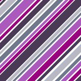Abstract colorfull stripes on white Stock Photography