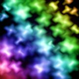 Abstract coloring background. With bokeh and visual lighting effects Royalty Free Stock Photos