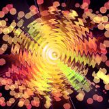 Abstract coloring background. With bokeh and visual lighting effects Stock Photography