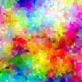 Abstract coloring background,texture of the plasma. With  mosaic and plasma visual effects Stock Images