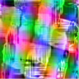 Abstract colors. Abstract color image generated by computer Royalty Free Stock Images