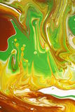 Abstract Colors Royalty Free Stock Images