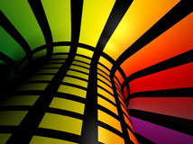 Abstract colors backgound Royalty Free Stock Photography