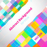Abstract colors background, stickers,  Royalty Free Stock Image