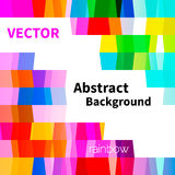 Abstract colors background, stickers,  Stock Photography