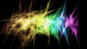 Abstract Colors Stock Photography