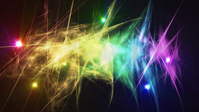 Abstract Colors Royalty Free Stock Photos