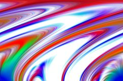 Abstract vivid purple colors and background. Lines in motion. Abstract colors and lines in motion, waves like shapes in purple, pink, orange, white hues Vector Illustration