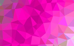 Abstract colors polygon background Royalty Free Stock Image