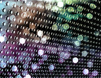 Abstract Colors. Sparkle with Light Royalty Free Stock Photography