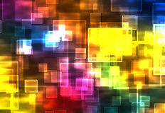 Abstract colour background Stock Images