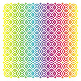 Abstract colour graphic background Royalty Free Stock Photo