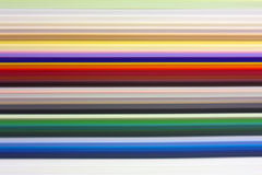 Abstract colour lines Royalty Free Stock Photos