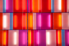 Abstract colourful background. Abstract multi colour background close-up Stock Photos