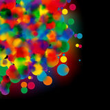 Abstract colourful background. EPS8 Stock Photography