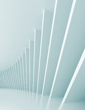 Abstract Columns Interior Stock Photos