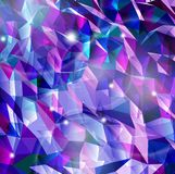 Abstract combination of triangle. Vector Stock Photography