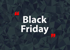 Abstract composition, black friday hot event Stock Photos