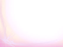 Abstract composition memo pink Stock Photo