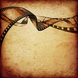 Movie frames or film strip Royalty Free Stock Image
