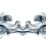 Abstract composition with smoke Royalty Free Stock Images