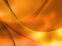 Abstract composition wit curves, lines, gradientsh Royalty Free Stock Photo